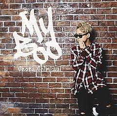 清水翔太「My Boo」の歌詞を収録したCDジャケット画像