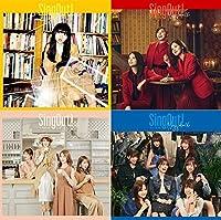 乃木坂46 23rd Sing Out! 初回限定盤CD+Blu-ray ABCD4枚 セット GC1203