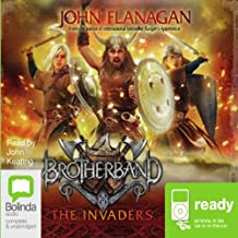 The Invaders: Brotherband, Book 2