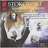 Vaughan Williams 4 Antheil 4