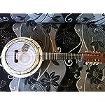 Turkish Banjo Banco Mandolin Cumbus Cumbush By Zeynel Abidin