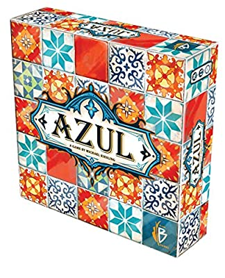 Passport Games Current Edition Azul Board Game