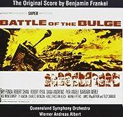 戦後のすばらしいオーケストラ作品のひとつとされて喝采(かっさい)を浴びたベンジャミン・フランケルの一連の交響曲、それをレコード化して高い評価を得たのに続き、CPOレーベルはこの作曲家の映画音楽作品を集めたシリーズを発売する。フランケルのスコアで飾られた劇場用、TV用の映画は105本あるが、「バルジ大作戦」(1965年)はその最後の作品で、彼の映画音楽の傑作でもある。「史上最大の作戦」や「大脱走」並みのスケールを反映して音楽は78分以上あるが、完成した映画ではミキシングのレベルが低かったため...