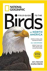 NG Field Guide to the Birds of North America, 7th Edition Paperback