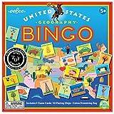 eeBoo United States Bingo, 1 EA [並行輸入品]