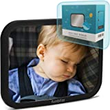 Car Mirror Baby Rear Facing Seat,Baby Car Mirror Safely Monitor Infant Child in Rear Facing Car Seat,See Children or Pets in