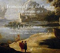 Castro: Trio Sonatas Op 1