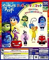 ディズニーピクサーインサイド・ヘッドフィギュアマスコット 全5種