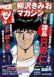 月刊 柳沢きみおマガジン 3巻 表紙画像