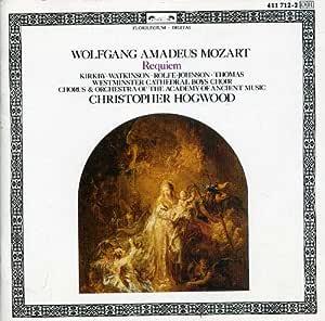 Mozart: Requiem (L'oiseau-Lyre CD)