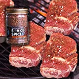 ミートガイ リブロースステーキ&オリジナルステーキスパイスのお試しセット Steak Tester Set (Ribeye & Original Steak Spice)
