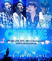 SPRING LIVE 2016~We're like a puzzle~【Blu-ray】