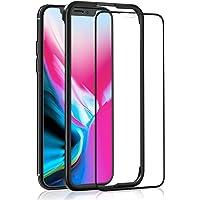 OAproda iPhone 11 Pro/iPhone XS/X ガラスフィルム 用 液晶保護強化ガラス【ガイド枠付き…