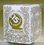 ラルク15周年記念 L'Arc-en-Ciel 12cm Single CD Collections BOX付/
