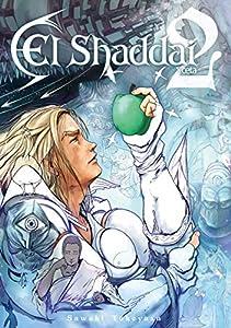 El Shaddai ceta 2巻 表紙画像