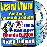 Linuxのシステム管理。初級ビデオトレーニングおよび認定試験、英語でUbuntuのバージョン。 4 -DVDセット