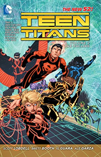 Download Teen Titans Vol. 2: The Culling (The New 52) 1401241034