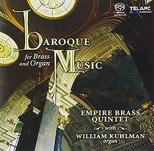 Baroque Music for Brass & Organ (Hybr)