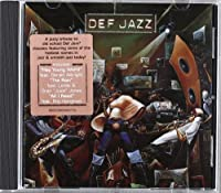 Def Jazz by Various Artists (2005-08-09)