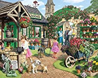 White Mountain Puzzles The Garden Shop - 1000 Piece Jigsaw Puzzle by White Mountain Puzzles [並行輸入品]