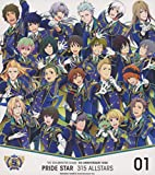 THE IDOLM@STER SideM 5th ANNIVERSARY DISC 01 PRIDE STAR 画像