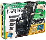 KATO Nゲージ Nゲージスターターセット ・ スペシャルD51 SL列車セット 10-005 鉄道模型 入門セット (メーカー最終生産)