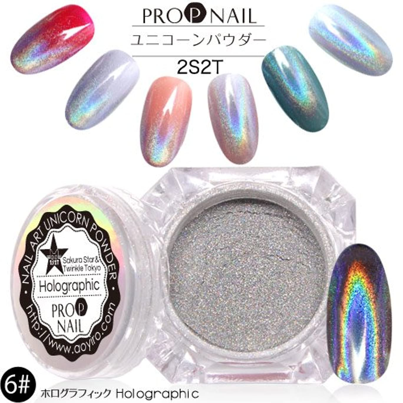 安いです符号嬉しいです(6#ホログラフィック)【2S2Tマジックレインボーメタルミラーパウダー】クロムパウダー/ユニコーンパウダー/オーロラ/クロムピグメント/メタリック/鏡面/ミラー/パウダー/グリッター/パール/Magic Metal Rainbow...