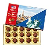 [アメリカお土産] ニューヨーク マカデミアナッツチョコレート 1箱 (海外 みやげ アメリカ 土産)