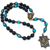 Saint Michael Chaplet with Instructions, for Protection and Blessing