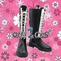 【サイズ選択可】コスプレ靴 ブーツ 14L0977 家庭教師ヒットマンREBORN!リボーン 六道骸 男性26CM