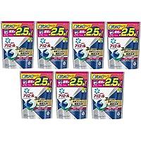 【まとめ買い】アリエール 洗濯洗剤 パワージェルボール3D 詰め替え 超ジャンボ 44個入×7個