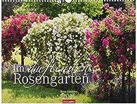 Im duftenden Rosengarten 2019. Duftkalender