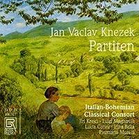 Partitas 10-12 by Knezekjan (2013-05-03)