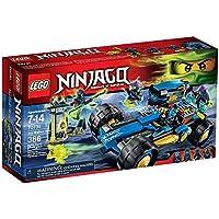 おもちゃ Lego レゴ ninjago ニンジャゴー 70731 Jay Walker One - Masters of Spinjitzu 2015 [並行輸入品]