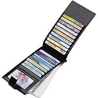 JEEBURYEE カードケース メンズ レディース 長財布 薄型 磁気防止 大容量 カード26枚収納