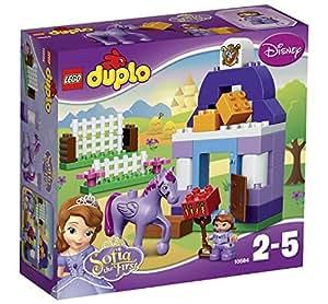 """レゴ (LEGO) デュプロ ちいさなプリンセス ソフィア """"おしろのウマ"""" 10594"""