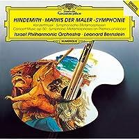 Hindemith: Symphony Mathis Der Male by Leonard Bernstein (2015-09-23)