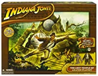 Hasbro Indiana Jones and The Kingdom of The Crystal Skull - The Lost Temple of Akator Playset [並行輸入品]