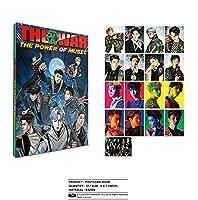 エクソ ポストカード (17枚) EXO The War The Power of Music ポストカードブック SM SUM公式グッズ EXO