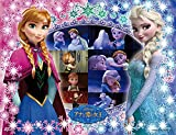 Amazon.co.jp500ピース ジグソーパズル パズルプチ2 アナと雪の女王 二人の想い出 (16.5x21.5cm)