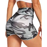 COLO Womens Shorts Workout Yoga Fitness Shorts Sport Workout Running Shorts Bottom