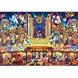 500ピース ジグソーパズルステンドアート ディズニー ディズニードリームシアター ぎゅっとシリーズ(25x36cm)
