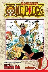 英語漫画 One Piece, Vol. 1 (Kindle)