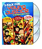 Young Justice: Season One - 1 & 3 [DVD] [Import]
