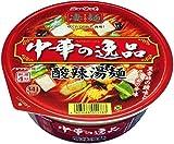 ヤマダイ 凄麺 中華の逸品 酸辣湯麺 110g×12個
