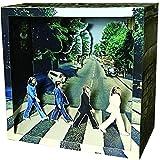 ザ・ビートルズ 立版古ペーパージオラマ組立キット ABBEY ROAD PAPER DIORAMA KIT アビーロード