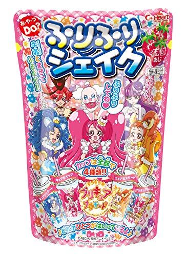 キラキラプリキュアアラモードふりふりシェイク 8入 食玩・粉末清涼飲料(プリキュア)