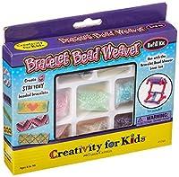 Creativity for Kids Bracelet Bead Weaver Refill Kit by Creativity for Kids