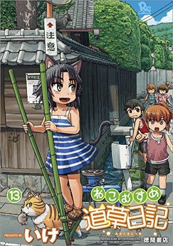 ねこむすめ道草日記 13 (リュウコミックス)