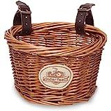 Kinderfeets Basket for Kinderfeets Classic Retro and Tiny TOT Balance Bikes